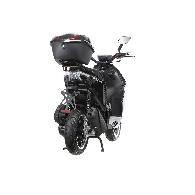125cc Scorpion Moped 125 Direct Bikes Mopeds