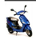 50cc Sports Moped