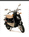50cc Retro Moped