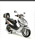 125cc Cruiser Moped