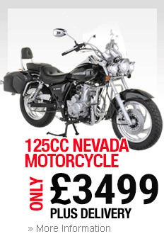 125cc Nevada Motorcycle