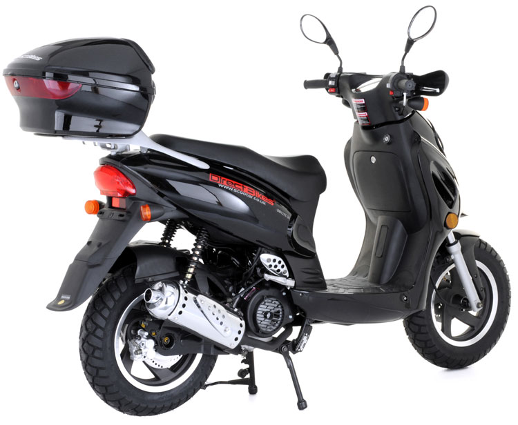 125cc moped 125 direct bikes mopeds. Black Bedroom Furniture Sets. Home Design Ideas