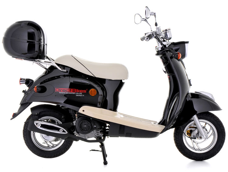 50cc Retro Moped Buy Direct Bikes 50cc Mopeds