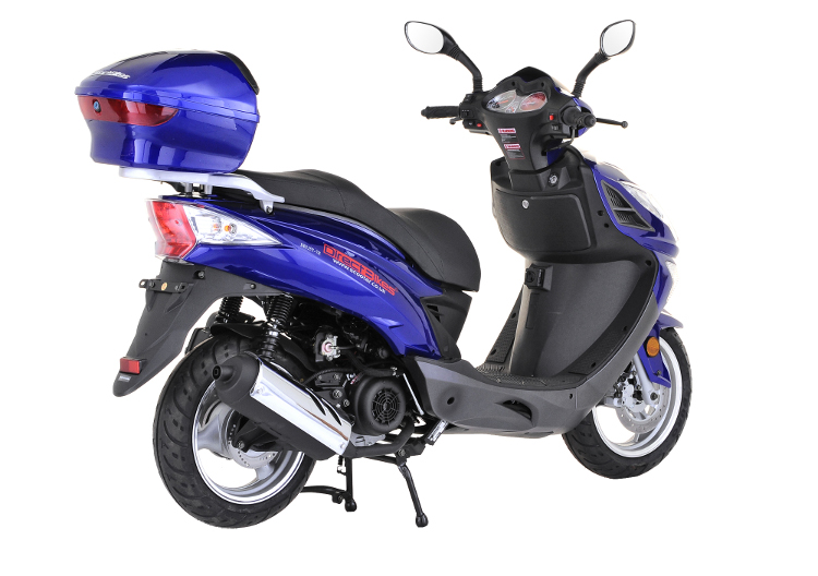 125cc Moped - 125 Direct Bikes Mopeds