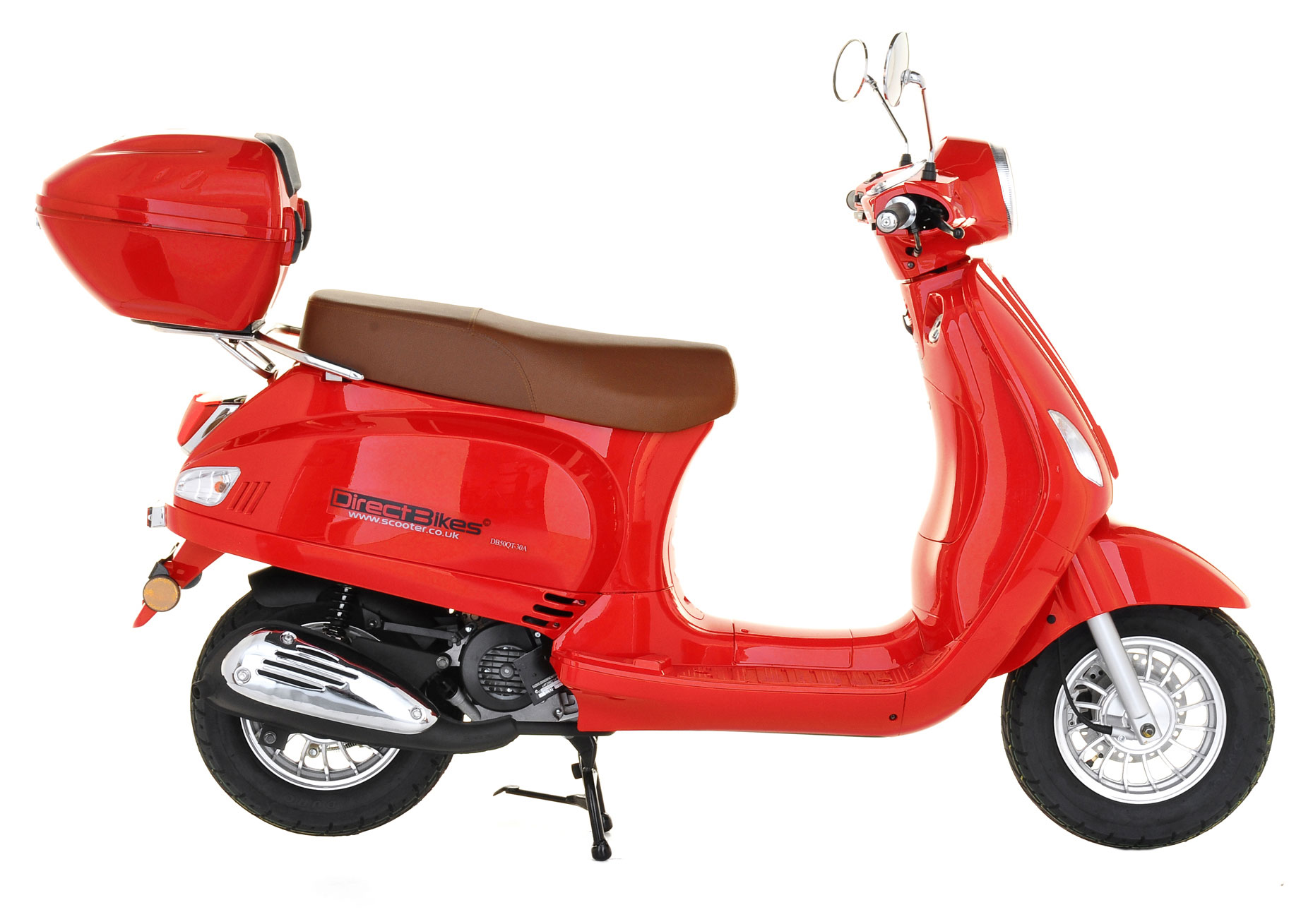 125cc Moped 125 Direct Bikes Mopeds